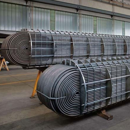 ASTM A213 Alloy Steel Heat-Exchanger Tubes