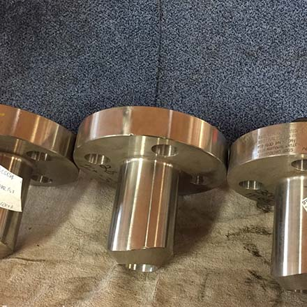 Alloy Steel Nipo Flanges