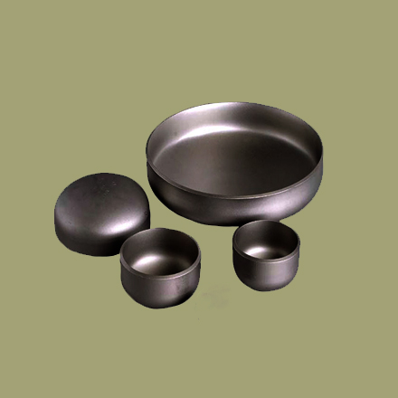 Chromium Molybdenum WP9 Pipe Cap