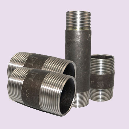 Carbon Steel Forged Pipe Nipple
