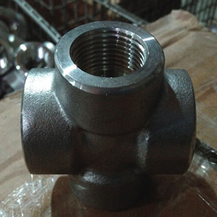 Alloy Steel Screwed Cross