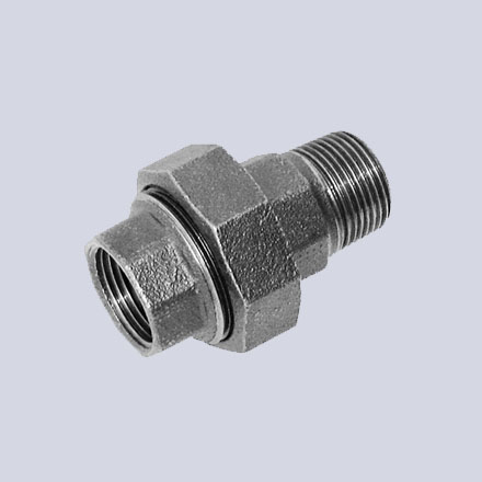 Alloy Steel Screwed Union (Male x Female)