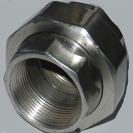 Alloy Steel Screwed Unions
