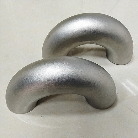 Stainless Steel Butt Weld 3D Elbows