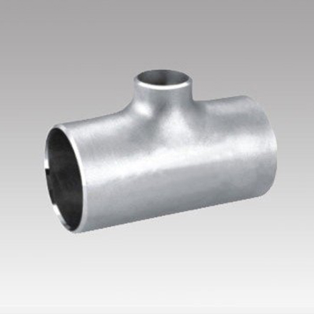 Stainless Steel Butt Weld Reducing Outlet Tee and Cross