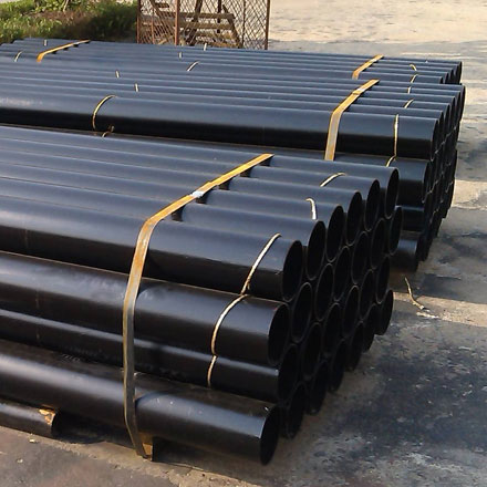 Carbon Steel GR C Seamless Pipe
