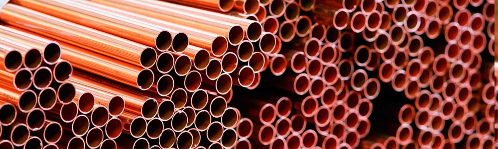 Copper Nickel 90/10 Tubes