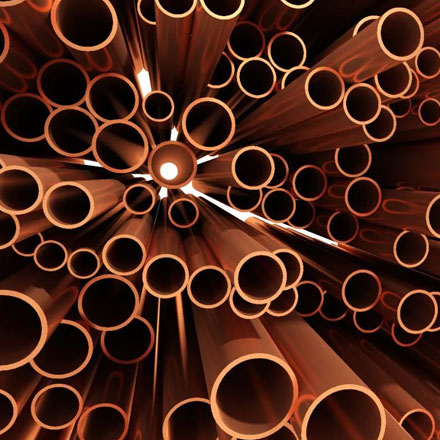 Copper Nickel 90/10 Round Tubes