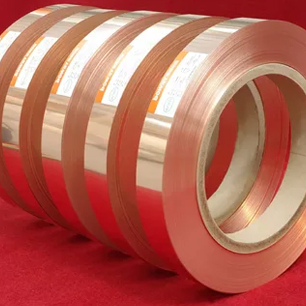 Copper Nickel Shim Sheets