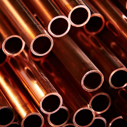 Copper Nickel 90/10 Welded Tubes