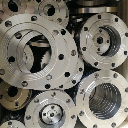 ASTM A105 Carbon Steel Forged Flanges