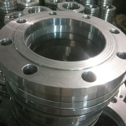 ASTM A105 Carbon Steel Plate Flanges