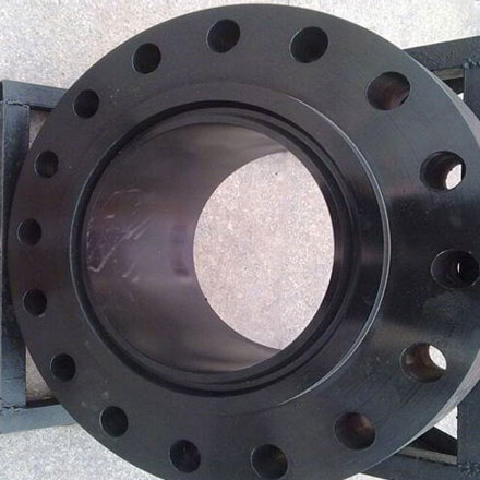 ASTM A105 Carbon Steel RTJ Flanges