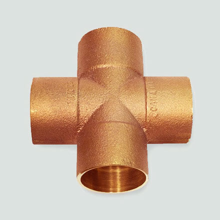 Copper Nickel 70/30 Forged Cross