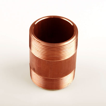 Copper Nickel 70/30 Forged Pipe Nipple