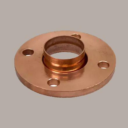Copper Nickel 70 / 30 Threaded Flanges