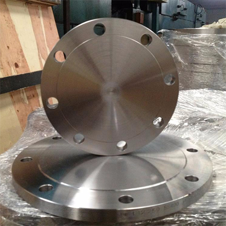 High Nickel Alloy Blind Flanges