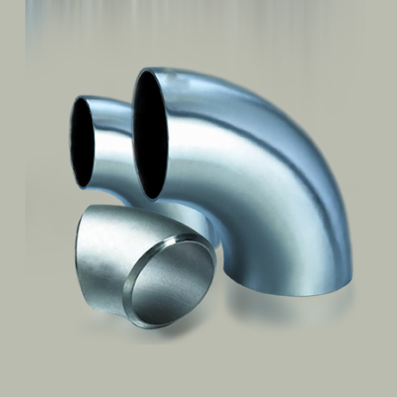 High Nickel Alloy Buttweld 1.5D Elbows