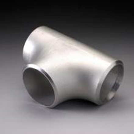 High Nickel Alloy Buttweld Equal Tees