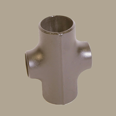 High Nickel Alloy Buttweld Reducing Outlet Tees and Cross