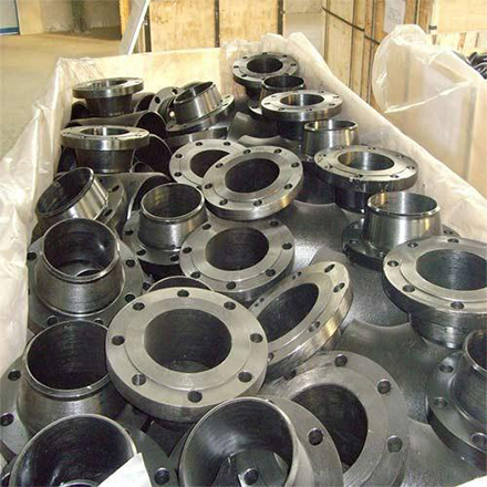 High Nickel Alloy Forged Flanges