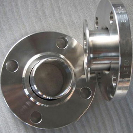 High Nickel Alloy Lapped joint Flanges