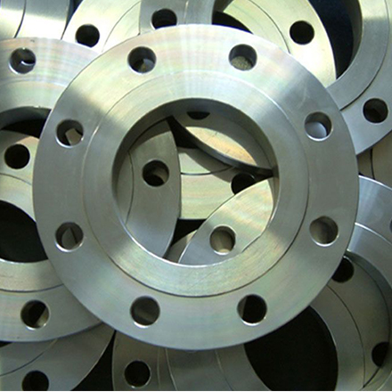 High Nickel Alloy Slip on Flanges