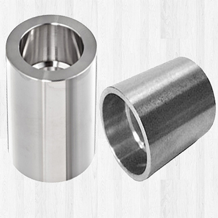 High Nickel Alloy Socket Weld Full Couplings