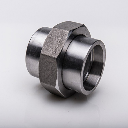 High Nickel Alloy Socket Weld Unions