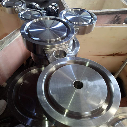 High Nickel Alloy Spectacle Blind Flanges