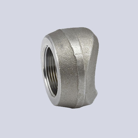High Nickel Alloy Threaded Branch Outlets