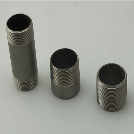 High Nickel Alloy Threaded Pipe Nipples
