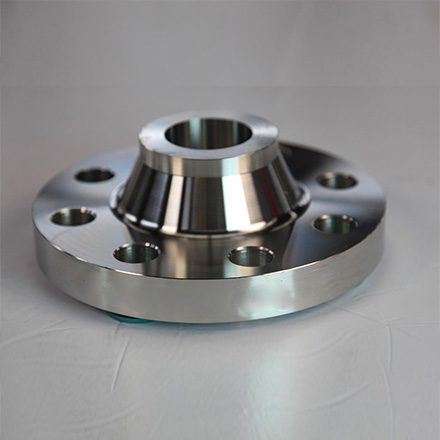 High Nickel Alloy Weld Neck Flanges