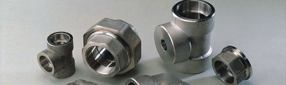 Nickel Alloy 200 Threaded Fittings