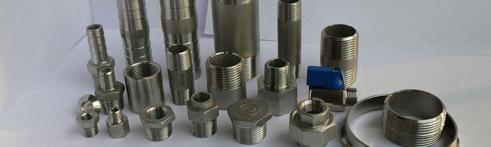 Inconel 601 Threaded Fittings