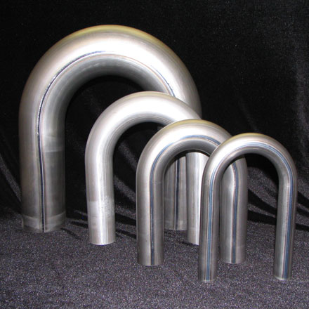 Stainless Steel 304H Pipe Bend