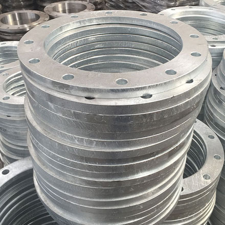 Stainless Steel 321 Plate Flanges
