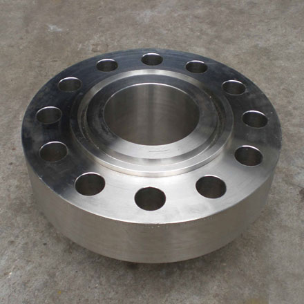 Stainless Steel 321 RTJ Flanges