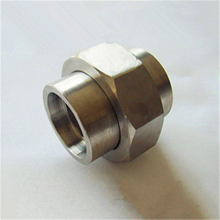 Stainless Steel Socket Weld Unions