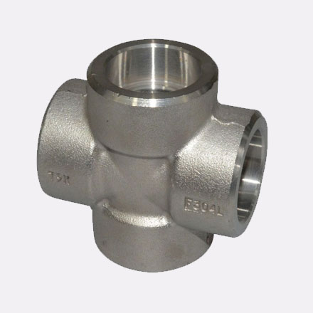 Inconel 600 Socket Weld Cross