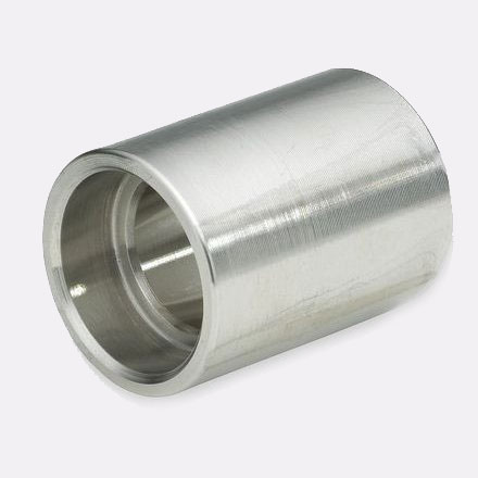 Inconel 600 Full Coupling