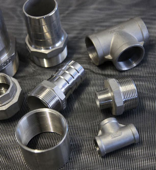 Stainless Steel Socketweld Forged Fittings