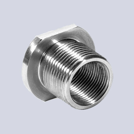 Stainless Steel Threaded Adapters