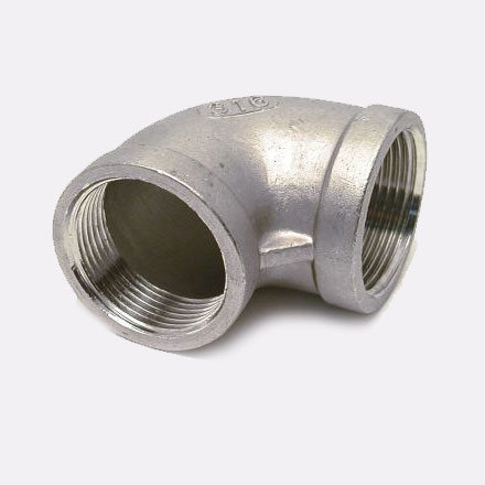 Hastelloy C-22 Threaded Elbow
