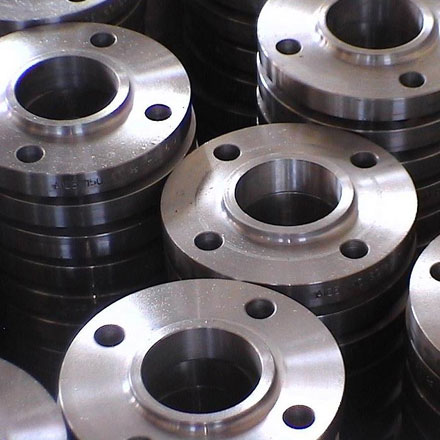 ASTM A105 Carbon Steel Threaded Flanges