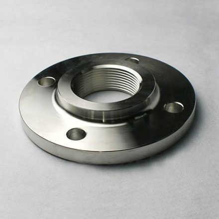 Stainless Steel 321 Threaded Flanges