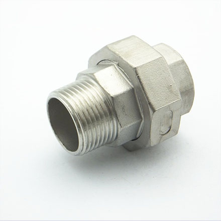 Stainless Steel Threaded Union (Male x Female)