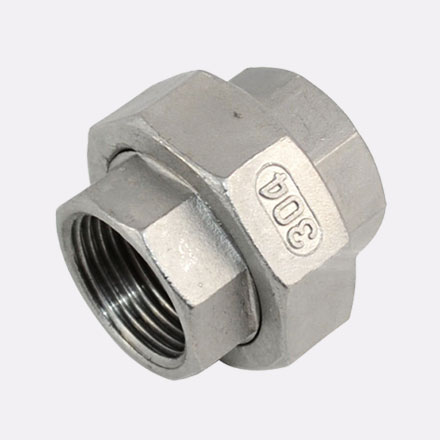 Hastelloy C-22 Threaded Union